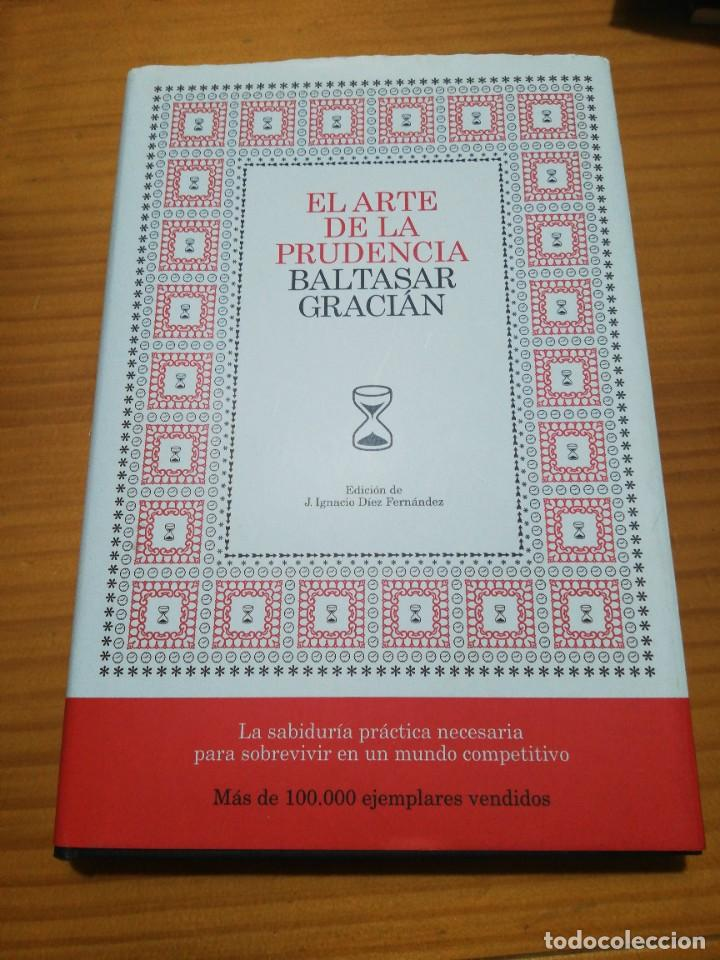 Libro El Arte De La Prudencia De Baltasar Graci Buy Science Books And Manuals At Todocoleccion 207445688