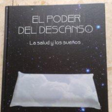 Libros: EL PODER DEL DESCANSO. Lote 207517653