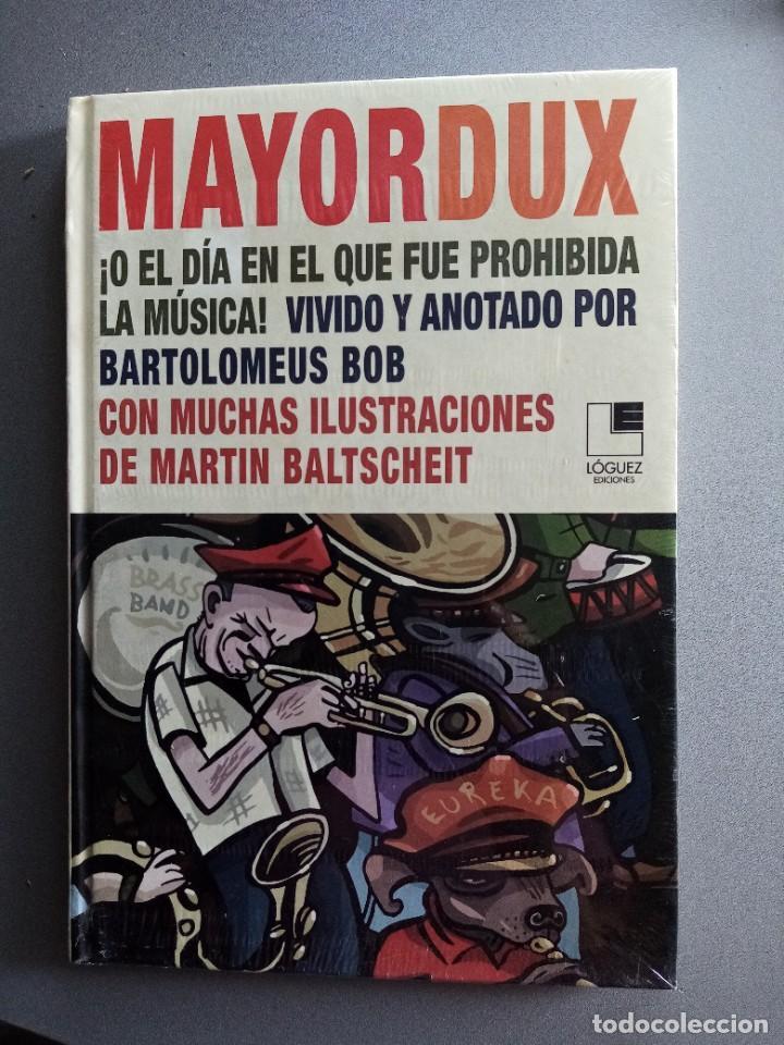 MAYORDUX LIBRO PRECINTADO NUEVO (Libros Nuevos - Ciencias, Manuales y Oficios - Otros)