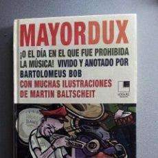 Libros: MAYORDUX LIBRO PRECINTADO NUEVO. Lote 208166012