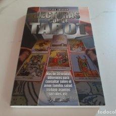 Livros: LECTURAS CON EL TAROT. Lote 209688462