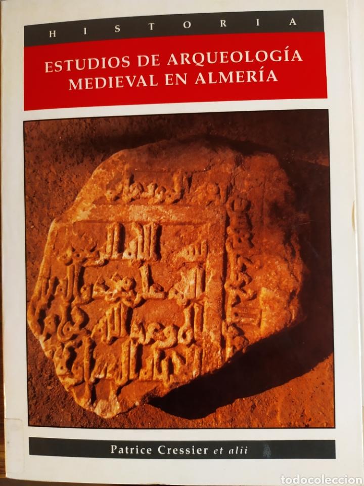Libros: Lote de 5 tomos instituto de estudios almerienses colección investigación - Foto 2 - 210722171