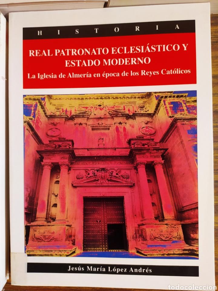 Libros: Lote de 5 tomos instituto de estudios almerienses colección investigación - Foto 3 - 210722171