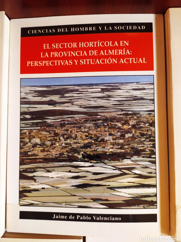 Libros: Lote de 5 tomos instituto de estudios almerienses colección investigación - Foto 5 - 210722171