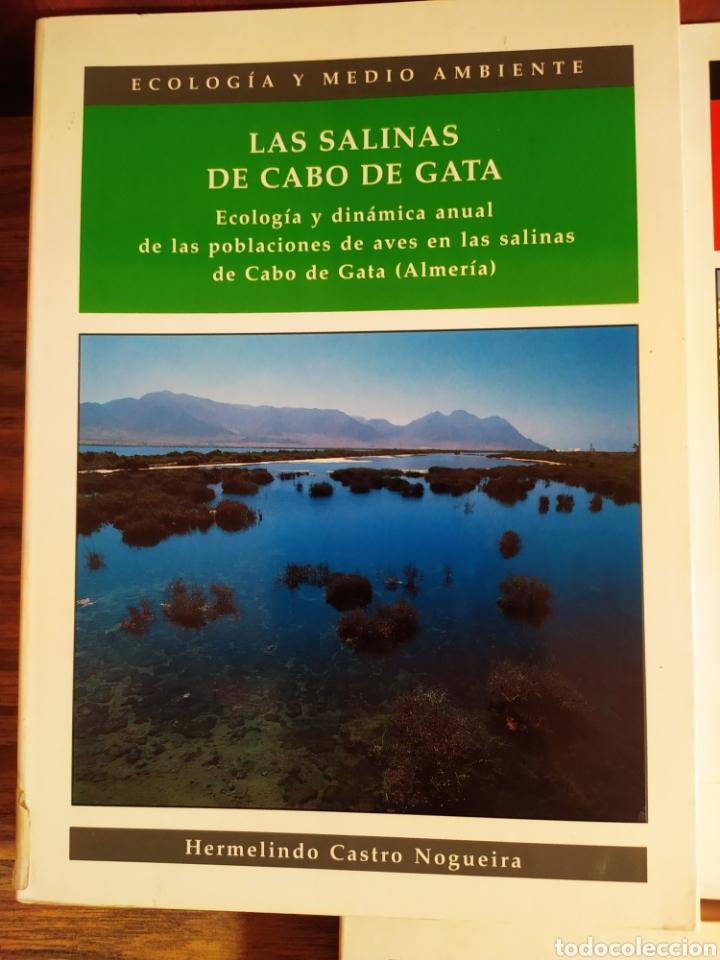 Libros: Lote de 5 tomos instituto de estudios almerienses colección investigación - Foto 6 - 210722171