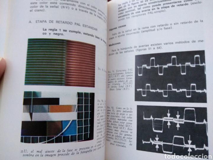 Libros: LOCALIZACION DE AVERIAS DE TV COLOR POR ANALISIS DE LA IMAGEN,marcombo,boixareu,tv color,electronica - Foto 6 - 151073702
