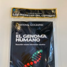 Libri: EL GENOMA HUMANO - NATIONAL HEOGRAPHIC - NUEVO. Lote 212693318