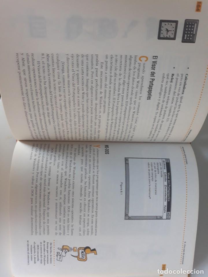 Libros: WINDOWS 3.1 PARA TORPES EDICIONES ANAYA 1994 TAPA DURA - Foto 3 - 212887742