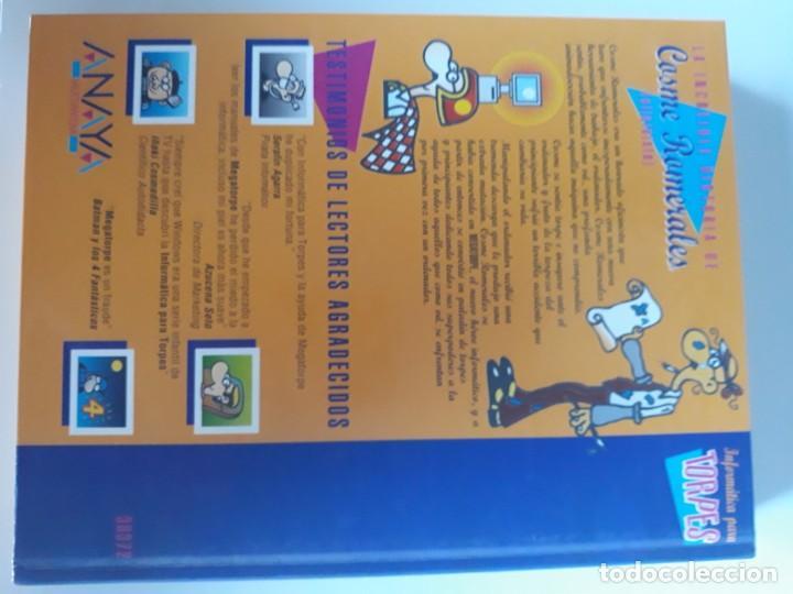 Libros: INTERNET PARA TORPES EDICIONES ANAYA 1996 TAPA DURA - Foto 3 - 212888235