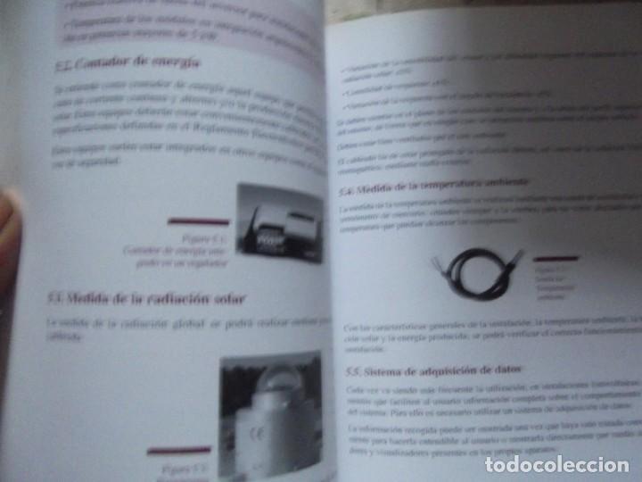 Libros: Curso ENERGIA SOLAR FOTOVOLTAICA - Foto 3 - 213891237