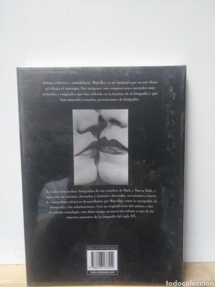 Libros: Man Ray. H Kliczkowski. - Foto 2 - 217818756