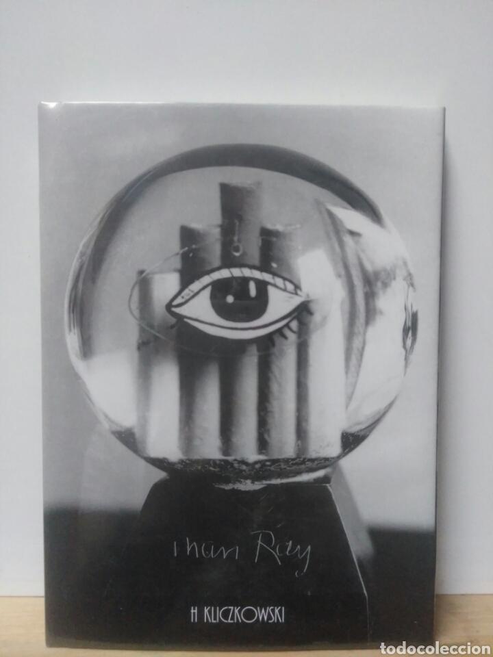 MAN RAY. H KLICZKOWSKI. (Libros Nuevos - Ciencias, Manuales y Oficios - Otros)