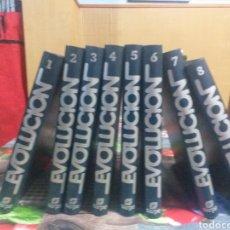 Libros: ENCICLOPEDIA EVOLUCION. Lote 218848143