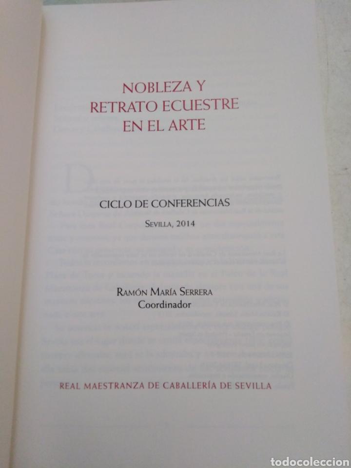 Libros: Nobleza y retrato ecuestre en el arte - Foto 3 - 220434051