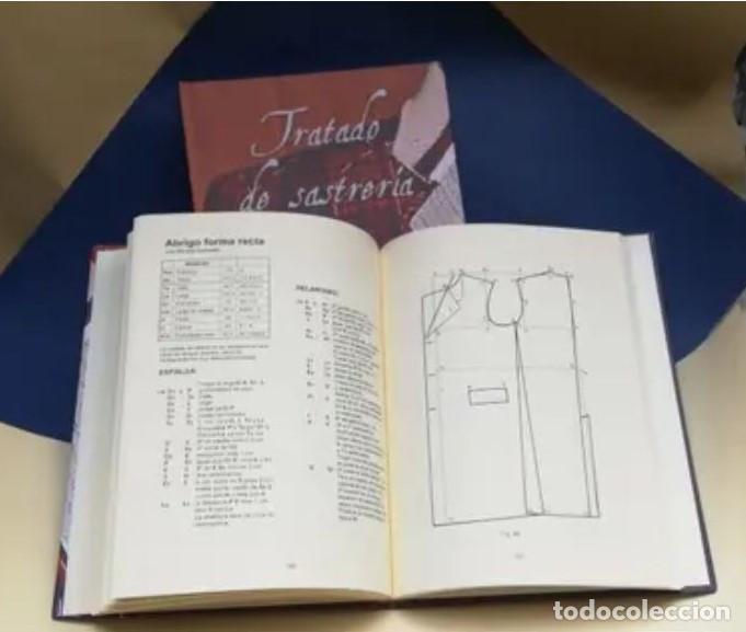 Libros: TRATADO DE SASTRERÍA. Artiel García Aliste - Foto 2 - 221500780