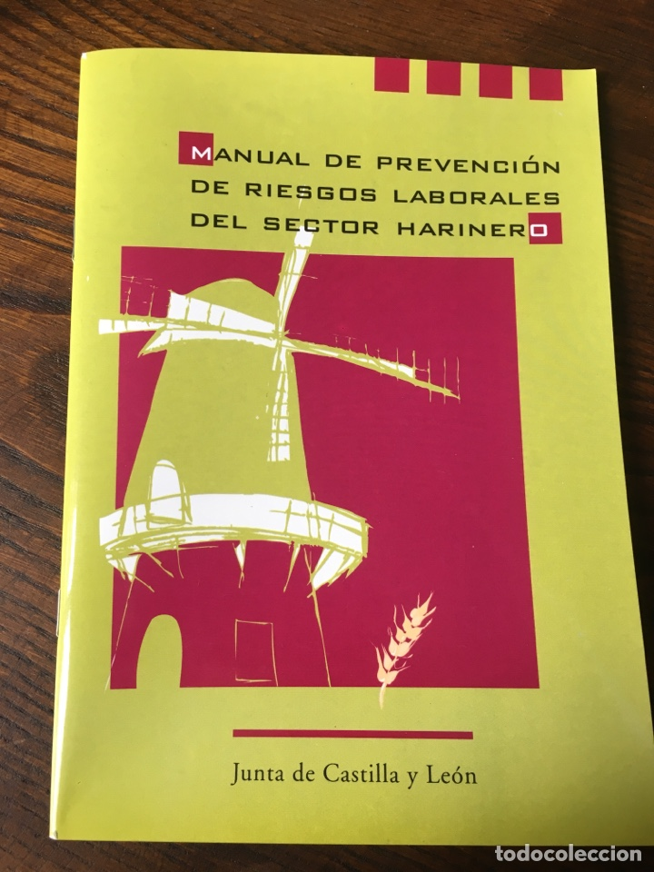 Libros: Manual PRL en sector harinero - Foto 1 - 222012206