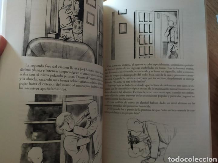 Libros: Postmortem perfilacion criminal en casos fríos. dedicado por Félix MacGrier Rios. nuevo criminología - Foto 4 - 222474005