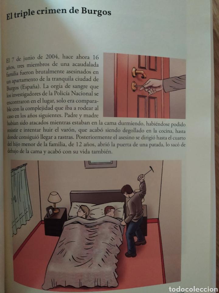 Libros: Postmortem perfilacion criminal en casos fríos. dedicado por Félix MacGrier Rios. nuevo criminología - Foto 7 - 222474005