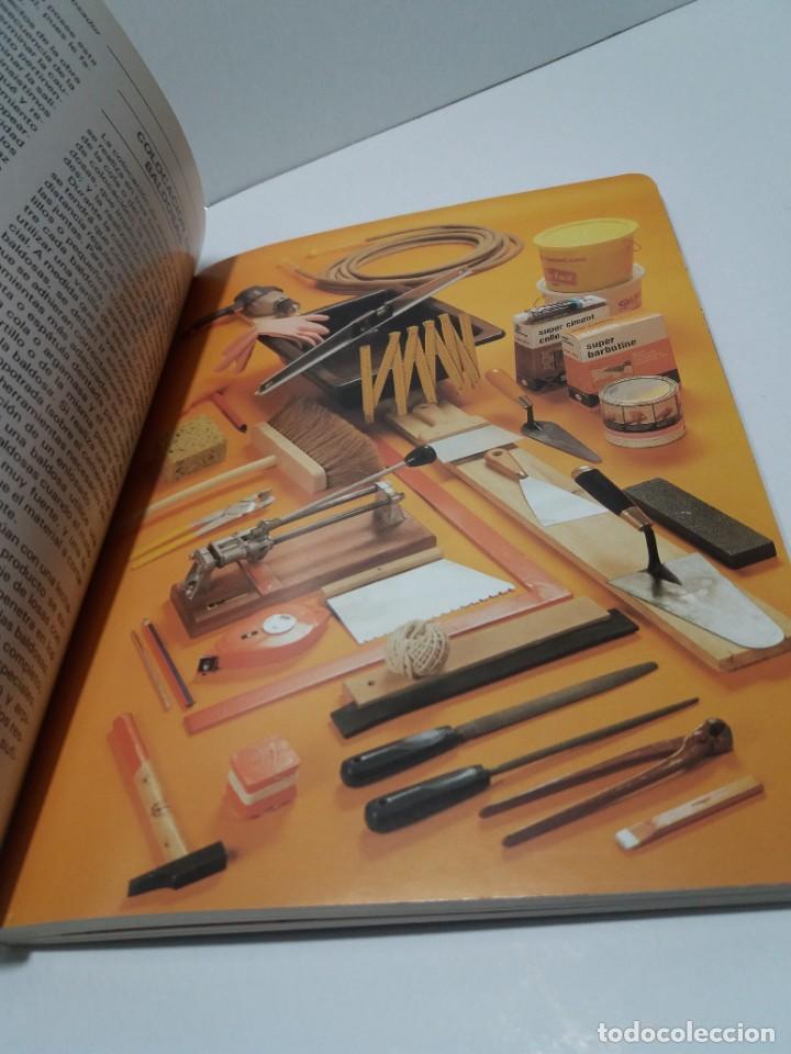 Libros: MAGNIFICO LIBRO SOBRE INSTALACION DE SUELOS Y ZOCALOS CON BALDOSAS Y AZULEJOS - Foto 4 - 223872295