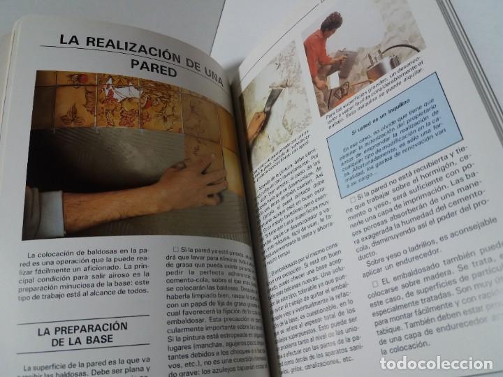 Libros: MAGNIFICO LIBRO SOBRE INSTALACION DE SUELOS Y ZOCALOS CON BALDOSAS Y AZULEJOS - Foto 9 - 223872295