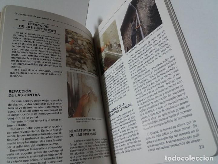 Libros: MAGNIFICO LIBRO SOBRE INSTALACION DE SUELOS Y ZOCALOS CON BALDOSAS Y AZULEJOS - Foto 10 - 223872295