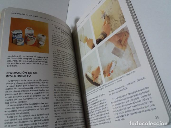 Libros: MAGNIFICO LIBRO SOBRE INSTALACION DE SUELOS Y ZOCALOS CON BALDOSAS Y AZULEJOS - Foto 11 - 223872295