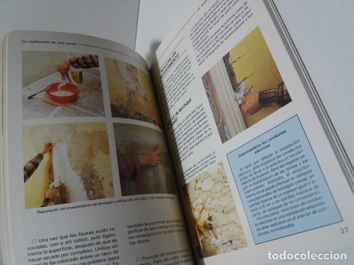 Libros: MAGNIFICO LIBRO SOBRE INSTALACION DE SUELOS Y ZOCALOS CON BALDOSAS Y AZULEJOS - Foto 12 - 223872295
