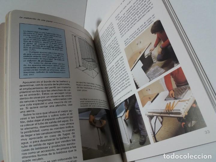 Libros: MAGNIFICO LIBRO SOBRE INSTALACION DE SUELOS Y ZOCALOS CON BALDOSAS Y AZULEJOS - Foto 13 - 223872295