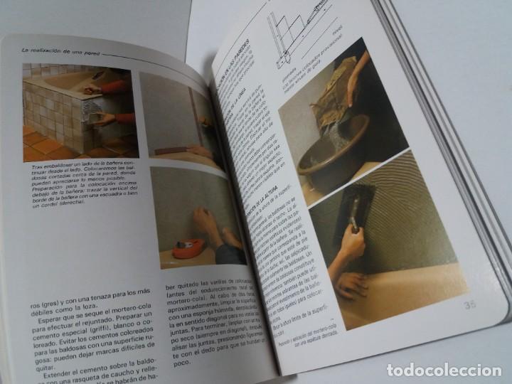 Libros: MAGNIFICO LIBRO SOBRE INSTALACION DE SUELOS Y ZOCALOS CON BALDOSAS Y AZULEJOS - Foto 14 - 223872295