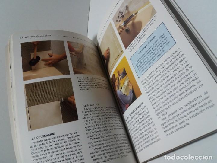 Libros: MAGNIFICO LIBRO SOBRE INSTALACION DE SUELOS Y ZOCALOS CON BALDOSAS Y AZULEJOS - Foto 15 - 223872295