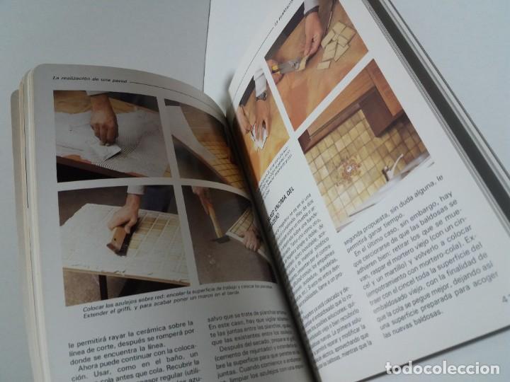 Libros: MAGNIFICO LIBRO SOBRE INSTALACION DE SUELOS Y ZOCALOS CON BALDOSAS Y AZULEJOS - Foto 16 - 223872295