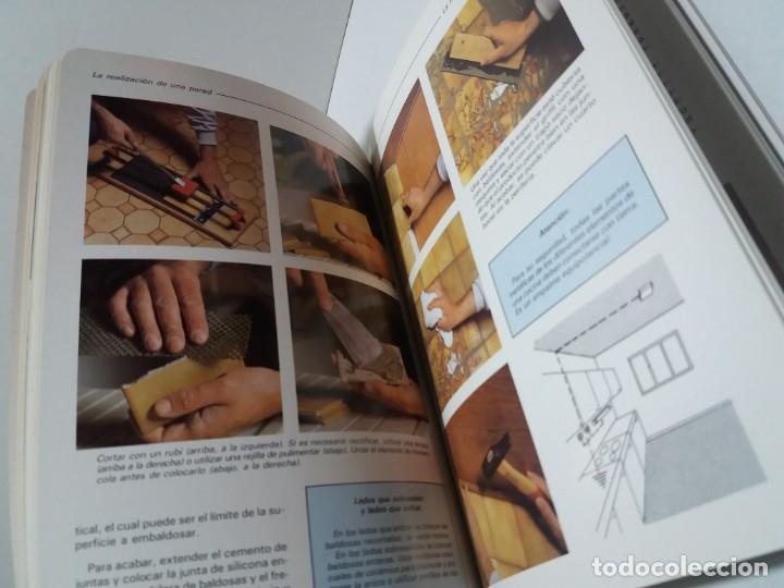 Libros: MAGNIFICO LIBRO SOBRE INSTALACION DE SUELOS Y ZOCALOS CON BALDOSAS Y AZULEJOS - Foto 17 - 223872295