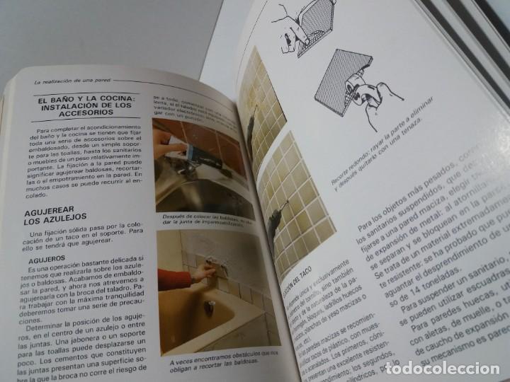 Libros: MAGNIFICO LIBRO SOBRE INSTALACION DE SUELOS Y ZOCALOS CON BALDOSAS Y AZULEJOS - Foto 18 - 223872295