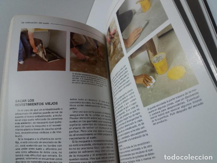 Libros: MAGNIFICO LIBRO SOBRE INSTALACION DE SUELOS Y ZOCALOS CON BALDOSAS Y AZULEJOS - Foto 20 - 223872295