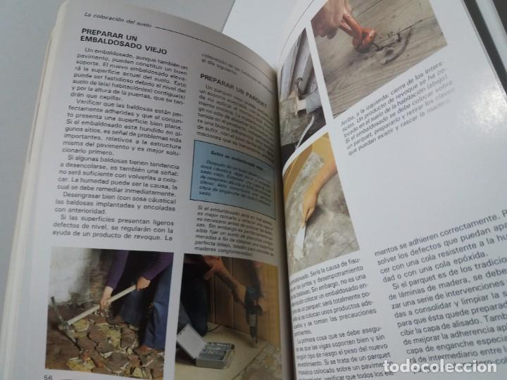 Libros: MAGNIFICO LIBRO SOBRE INSTALACION DE SUELOS Y ZOCALOS CON BALDOSAS Y AZULEJOS - Foto 21 - 223872295