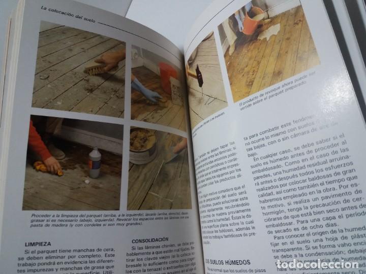 Libros: MAGNIFICO LIBRO SOBRE INSTALACION DE SUELOS Y ZOCALOS CON BALDOSAS Y AZULEJOS - Foto 22 - 223872295