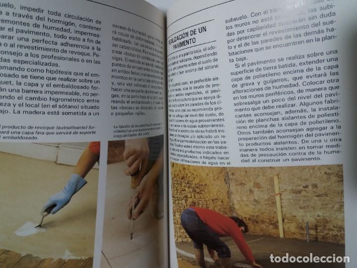 Libros: MAGNIFICO LIBRO SOBRE INSTALACION DE SUELOS Y ZOCALOS CON BALDOSAS Y AZULEJOS - Foto 23 - 223872295