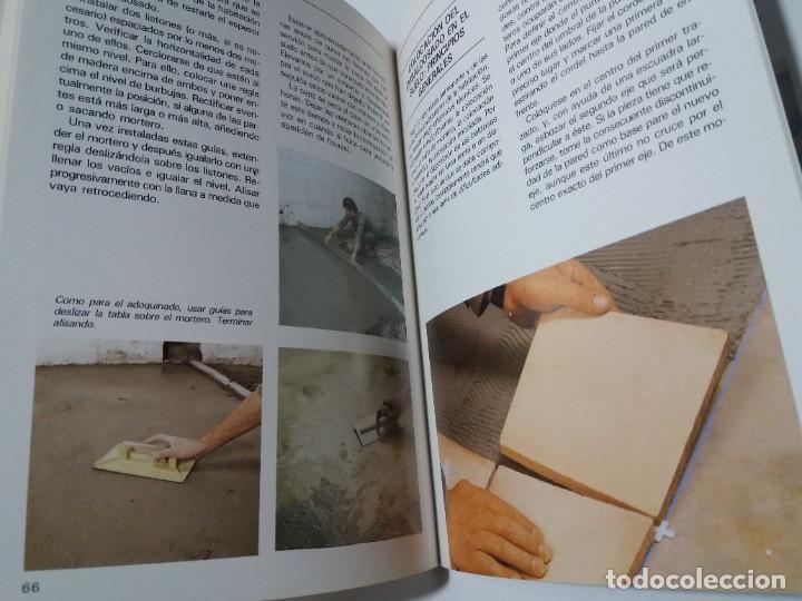 Libros: MAGNIFICO LIBRO SOBRE INSTALACION DE SUELOS Y ZOCALOS CON BALDOSAS Y AZULEJOS - Foto 24 - 223872295