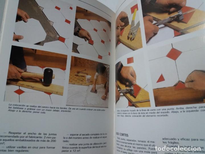 Libros: MAGNIFICO LIBRO SOBRE INSTALACION DE SUELOS Y ZOCALOS CON BALDOSAS Y AZULEJOS - Foto 27 - 223872295