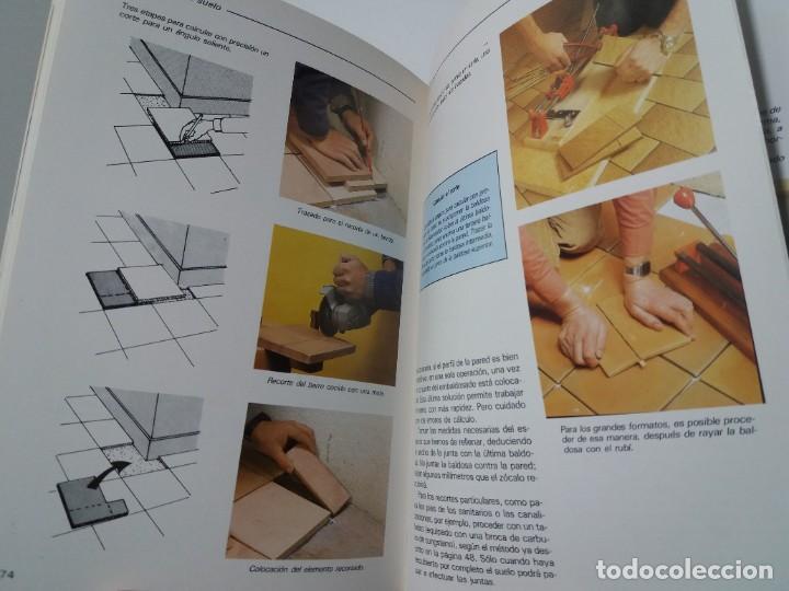 Libros: MAGNIFICO LIBRO SOBRE INSTALACION DE SUELOS Y ZOCALOS CON BALDOSAS Y AZULEJOS - Foto 28 - 223872295