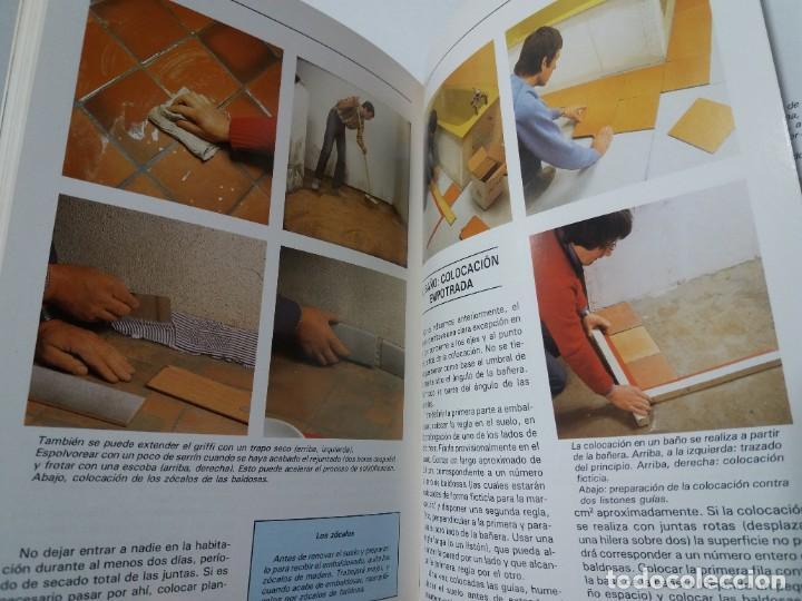 Libros: MAGNIFICO LIBRO SOBRE INSTALACION DE SUELOS Y ZOCALOS CON BALDOSAS Y AZULEJOS - Foto 29 - 223872295