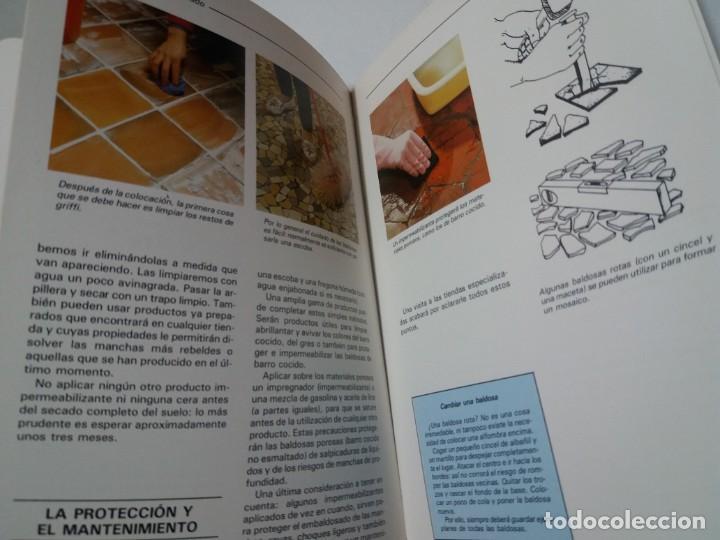Libros: MAGNIFICO LIBRO SOBRE INSTALACION DE SUELOS Y ZOCALOS CON BALDOSAS Y AZULEJOS - Foto 31 - 223872295