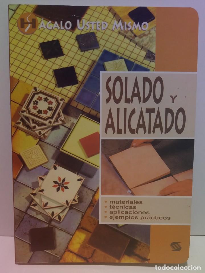Libros: MAGNIFICO LIBRO SOBRE INSTALACION DE SUELOS Y ZOCALOS CON BALDOSAS Y AZULEJOS - Foto 33 - 223872295