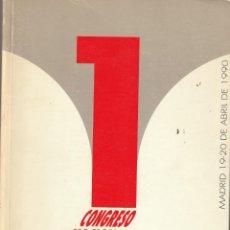 Libros: PRIMER CONGRESO NACIONAL DE PERIODISMO CIENTIFICO. MADRID 1990..CSIC. Lote 224172901