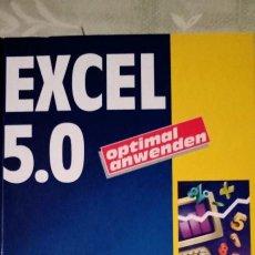 Libros: EXCEL 5.0 VEMAX EN ALEMÁN NUEVO. Lote 225226178