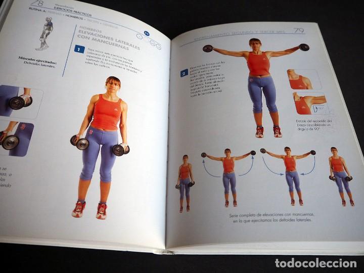 Libros: MUSCULACION FACIL. LIBSA. FELIPE CALDERÓN SIMON. 2012 - Foto 2 - 225581380
