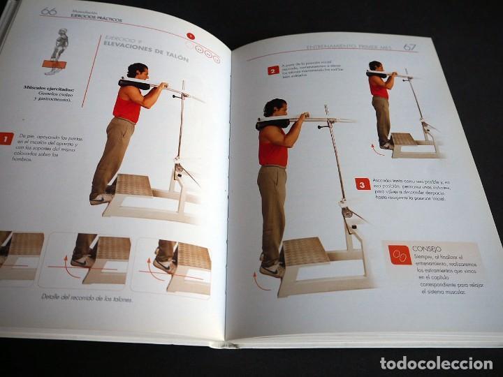 Libros: MUSCULACION FACIL. LIBSA. FELIPE CALDERÓN SIMON. 2012 - Foto 3 - 225581380