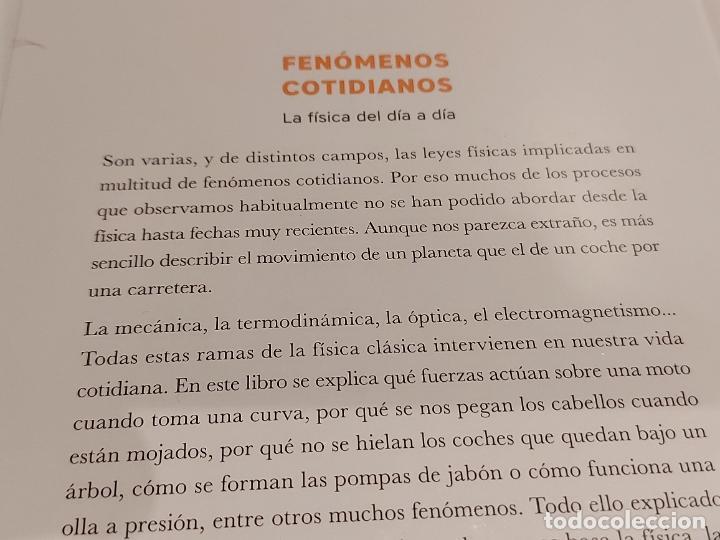 Libros: DESCUBRIR LA CIENCIA Nº 5 / FENÓMENOS COTIDIANOS / ALBERTO PÉREZ IZQUIERDO / PRECINTADO - Foto 2 - 227612920