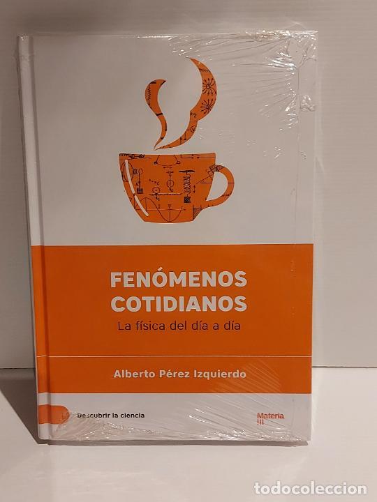 DESCUBRIR LA CIENCIA Nº 5 / FENÓMENOS COTIDIANOS / ALBERTO PÉREZ IZQUIERDO / PRECINTADO (Libros Nuevos - Ciencias, Manuales y Oficios - Otros)