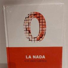 Livros: DESCUBRIR LA CIENCIA Nº 23 / LA NADA - O EL VACÍO CUÁNTICO / JOSÉ IGNACIO LATORRE / PRECINTADO. Lote 227613210